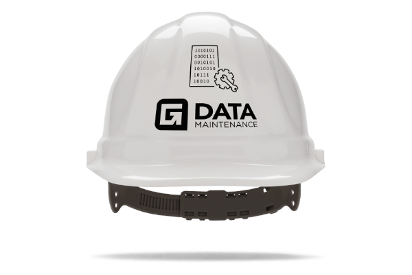 A hard hat for Gmaven data maintenance